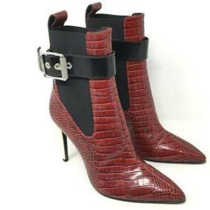 """RAG & BONE """"Wren"""" croc boot"""